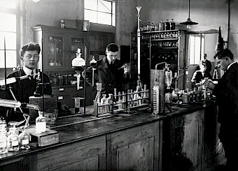 Research and Development Laboratory, 1918